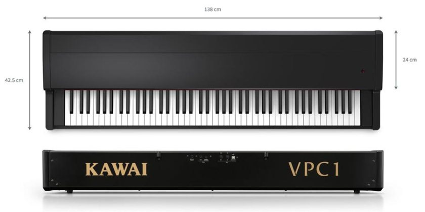 Full-Size KAWAI VPC1 With Good Sound