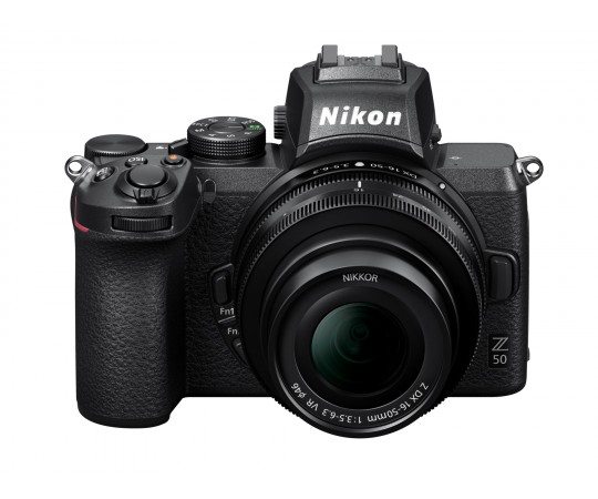 Nikon Z 50 Kit Best Mirrorless Camera For Travel