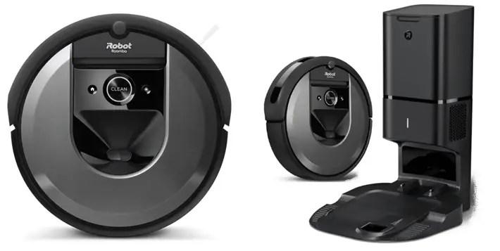 Irobot Roomba I7 EQUIPMENT