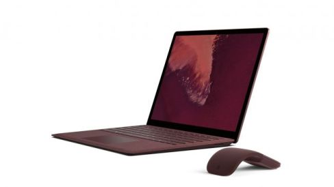 Notebook for the author - Surface Laptop 2