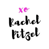Logo xo Rachel Pitzel