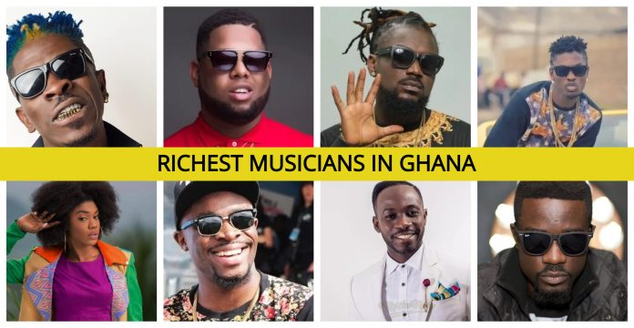 Top 10 Richest Musicians In Ghana 2021 And Their Net Worth 1
