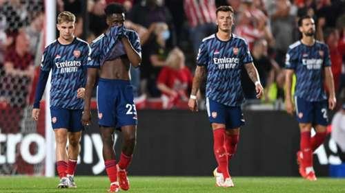 albert sambi lokonga brentford arsenal premier league 2021