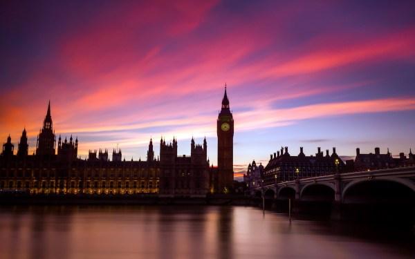 Обои лондон скачать на рабочий стол, фото река