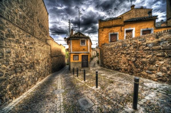 Картинки город скачать на рабочий стол, фотографии испания