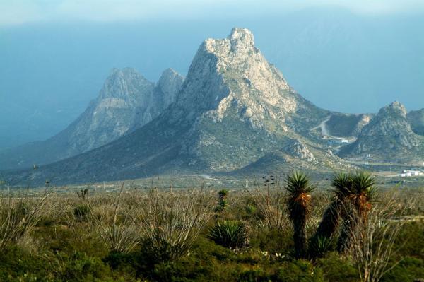 Обои Мексика скачать на рабочий стол, фотографии горы