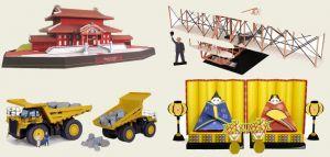 Orgami Papercraft 3d Models