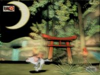 Okami for Wii
