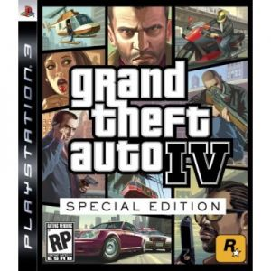 Pre-order Grand Theft Auto 4 for the PS3