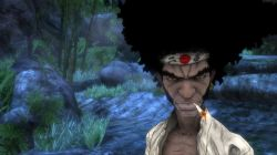 Afro Samurai Anime Game