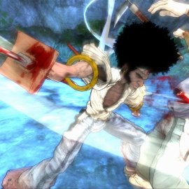Afro Samurai game in the Fall