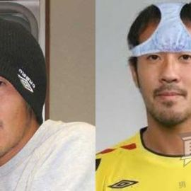 Takehito Shigehara, panty thief?