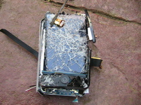 Broken Review: iPod Touch