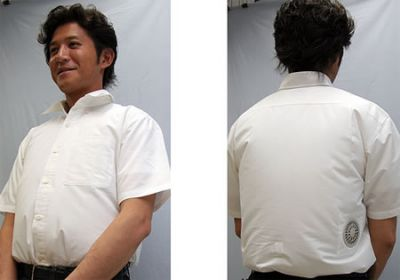 Kuchofuku Air Conditioned Shirt