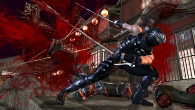 Ninja Gaiden 2 is bloody brilliant