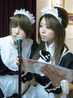 Popopure - Voice Acting Maid Cafe