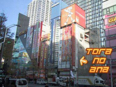 Tora no Ana 1 - Akihabara