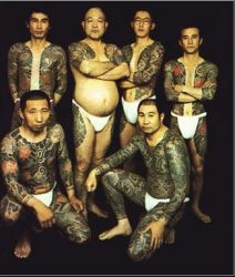 A Yakuza Group