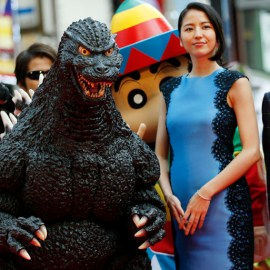 Japanese parents are the new Godzilla