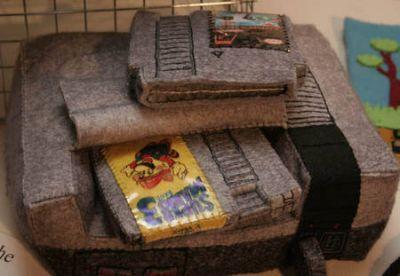 Nintendo NES Plush version