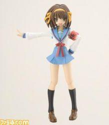 Haruhi Dance Wii Game Figure