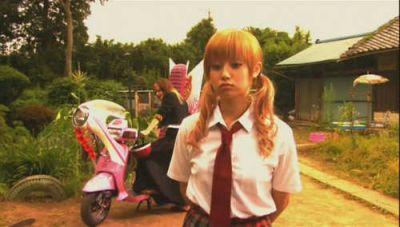 Kamikaze Girls Momoko