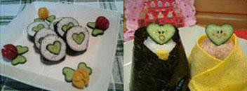 Grow heart shaped cucumbers