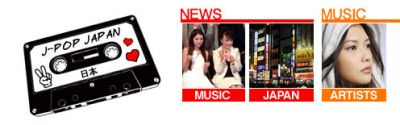 JPopJapan.com: For Jpop fans!
