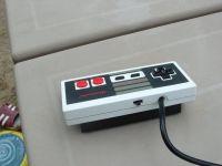 Mini NES inside controller