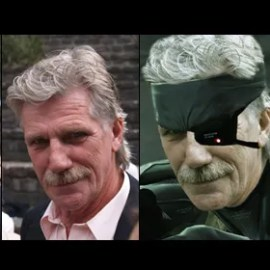 Real life Solid Snake