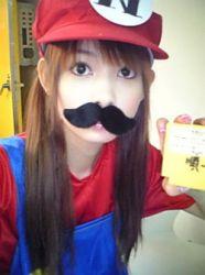 Shoko Nakagawa is Mario