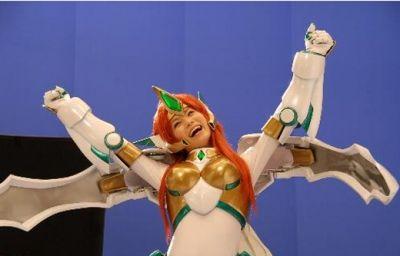 Super Robo Shoko Nakagawa