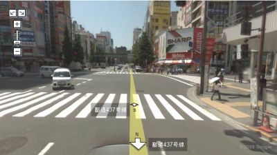 Akihabara Vehicle Free Street