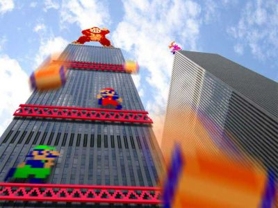 Retro NES: Donkey Kong