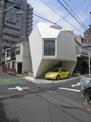 Small house in Tokyo