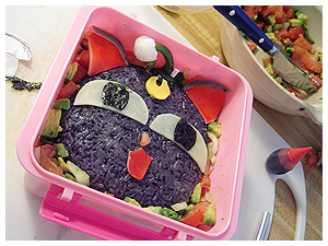 Anime Bento: Luna - Sailor Moon