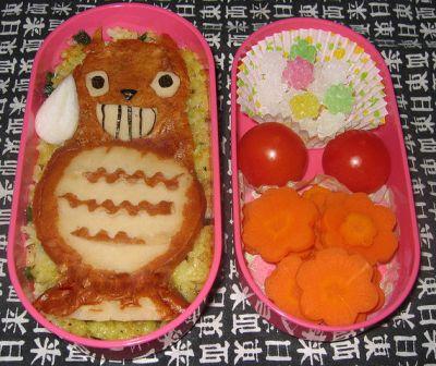 Anime Bento: Totoro