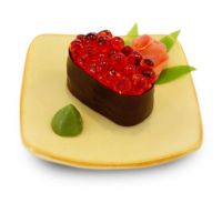 Chocolate Sushi: Gummy Roe