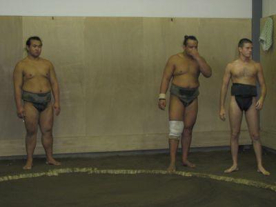 Kevin Pereira sumo