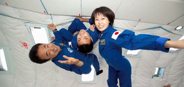 Japan to deliver food into space