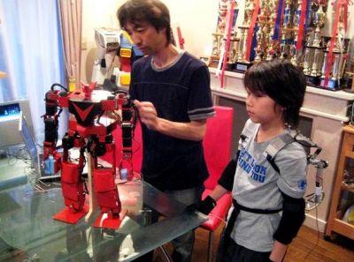 King Kizer Robot