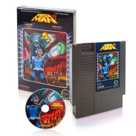 Capcom makes retro Mega Man 9 cartridge