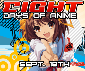 Ningin\'s 8 days of anime