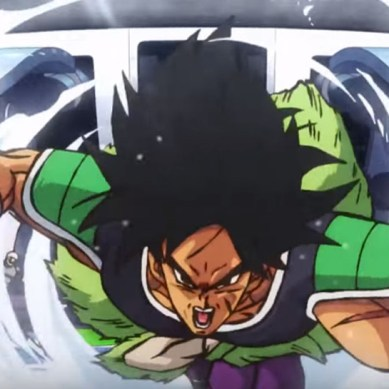 Dragon Ball Super – Broly Movie