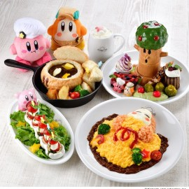 Kirby Cafe – Delicious Kirby inspired food