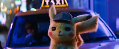 Detective Pikachu - Cute Pikachu
