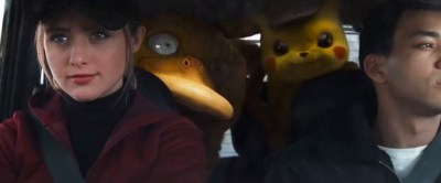 Detective Pikachu - Lucy and Tim
