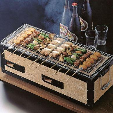 Perfect yakitori from a machine?