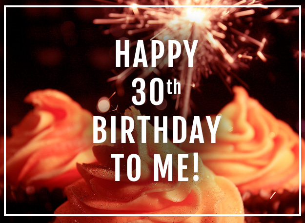 30 things I've learned in 30 years from XOSarah.com