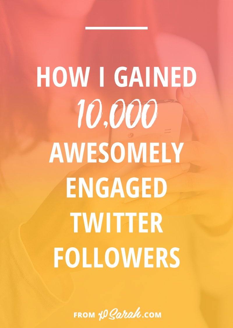 Twitter is one of my favorite social media platforms because it allows to you chat with perfect strangers, find new people to follow/collaborate with, and share information quickly. But figuring out how to grow and audience on an app that's moving SO FAST can be challenging. Here are 5 tips for how I went from ZERO to over 10k followers on Twitter.